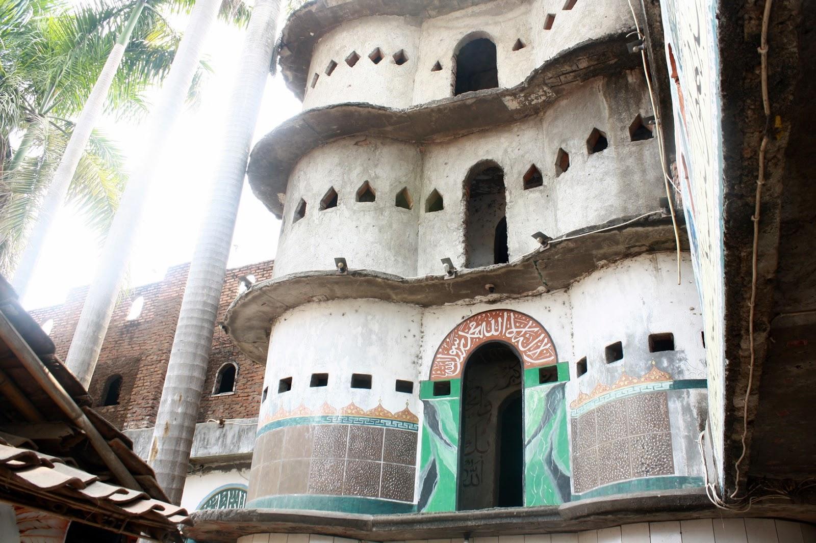Image result for masjid pintu seribu tangerang