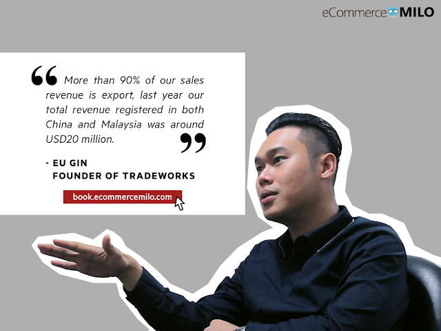 Eu Gin, Founder of Tradeworks