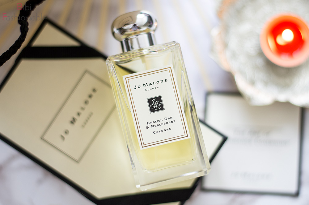 Jo Malone English Oak Redcurrant Flatlay