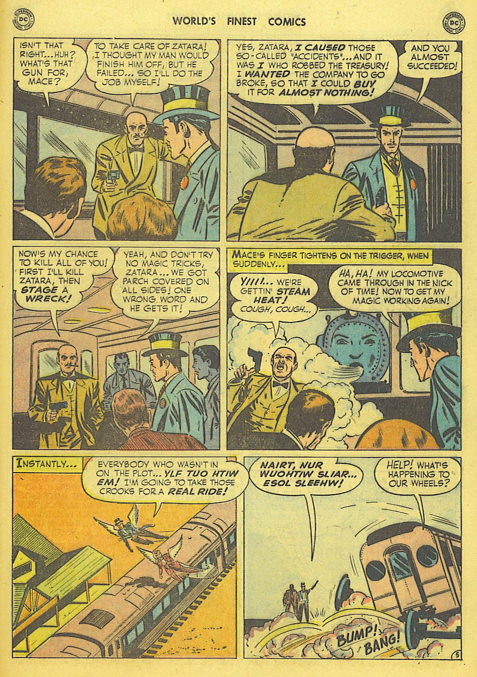 Read online World's Finest Comics comic -  Issue #49 - 56