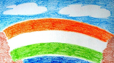 Independence Day Sketches ideas for Kids