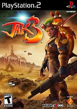 Jak 3 (PS2) 2004