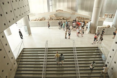 Το περίφημο μαντείο της Δωδώνης στο Μουσείο της Ακρόπολης