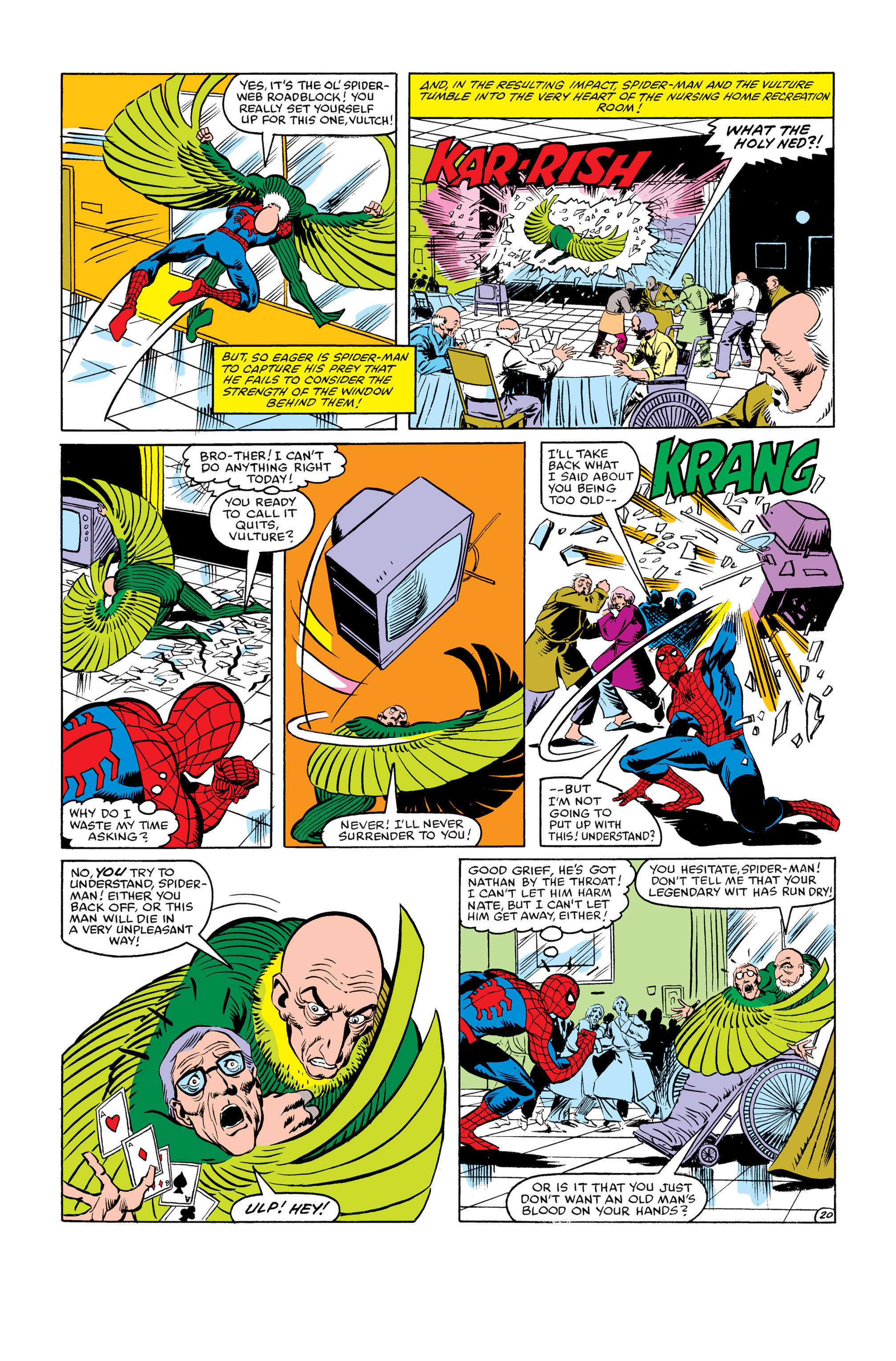 The Amazing Spider-Man (1963) 224 Page 20