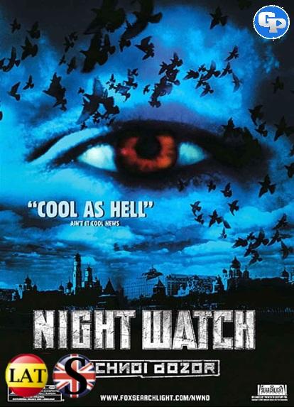 Guardianes de la Noche (2004) HD 720P LATINO/INGLES