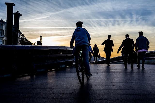 Gente en Ceuta