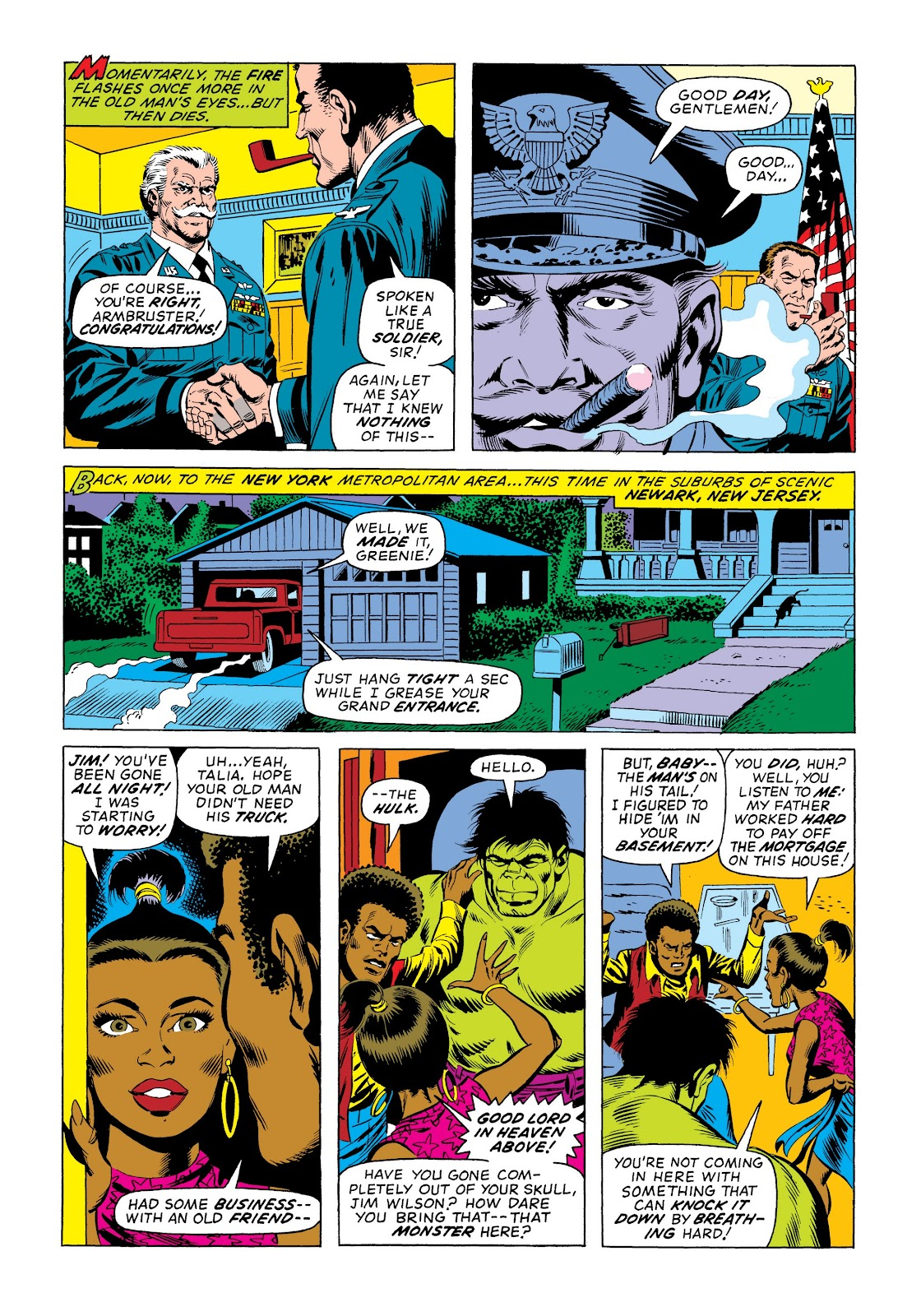 Read online Marvel Masterworks: The Incredible Hulk comic -  Issue # TPB 9 (Part 3) - 45