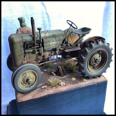 Thunder Model Tractor - Julian / Mighty