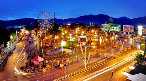 Tempat Wisata di Kota Batu Malang Jawa Timur