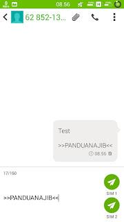 Cara Membuat Tanda Tangan SMS Pada Android