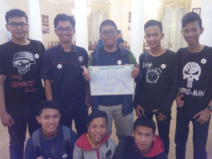 Gambar - PanTulKotaserang Versi Komunitas Hipnotis Banten