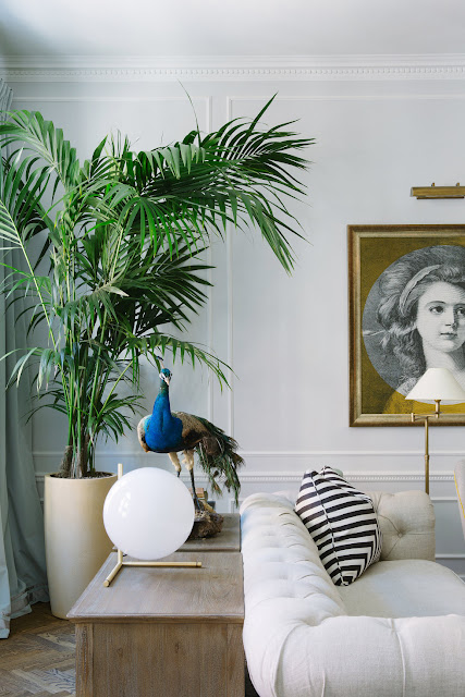 Interior Design | At Home With: Caroline Roth, Stockholm