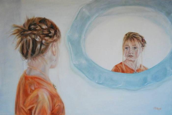 То, что я вижу. Hannah Ostapjuk