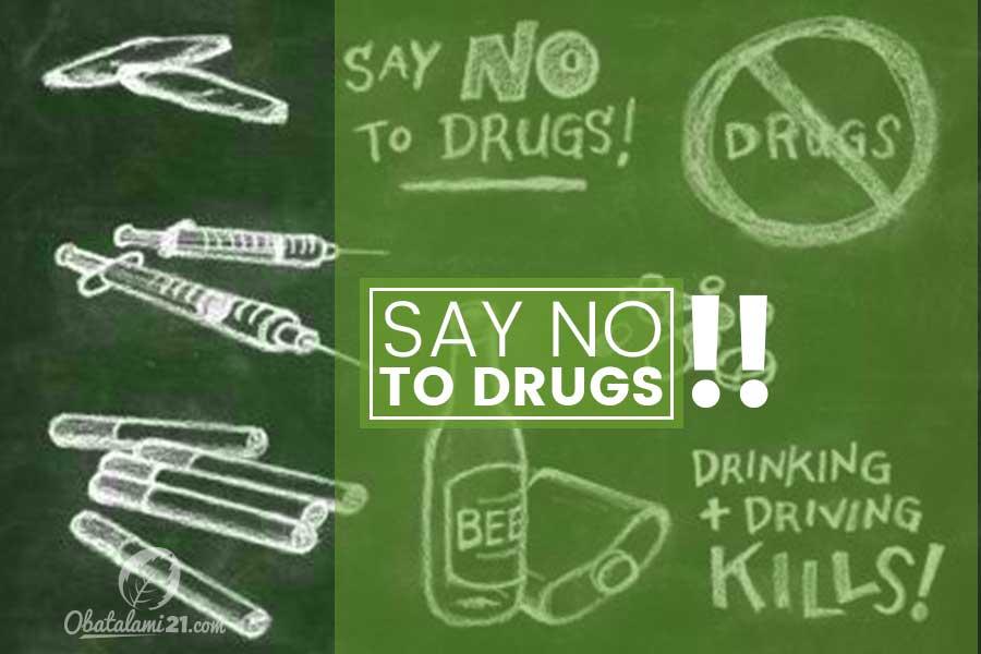 Cara menghilangkan ketergantungan narkoba