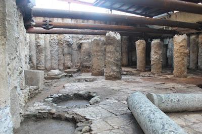 Θεσσαλονίκη: Αυτοψία του ΚΑΣ στις αρχαιότητες που βρέθηκαν στο μετρό