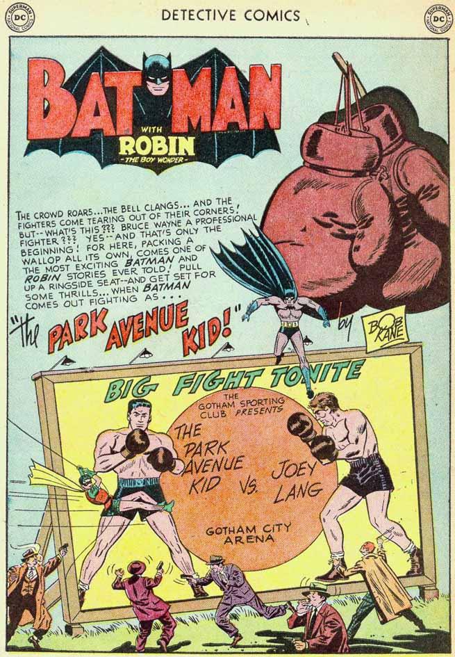 Read online Detective Comics (1937) comic -  Issue #174 - 3