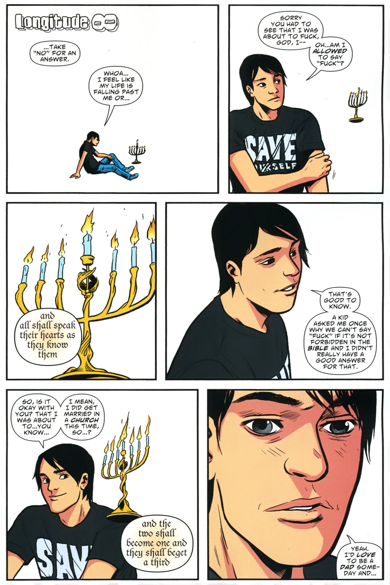 American Virgin issue 23 - Page 9