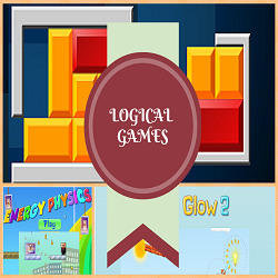 Online Logical Games
