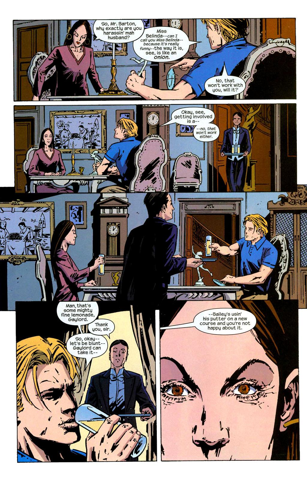 Hawkeye (2003) Issue #2 #2 - English 17