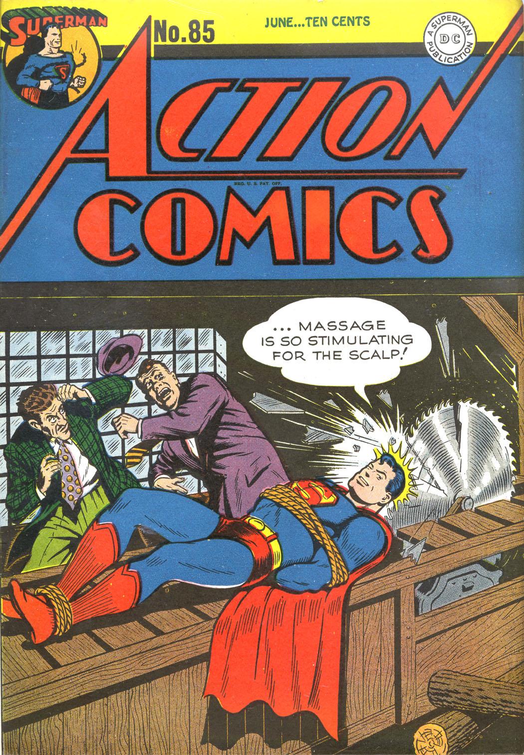 Action Comics (1938) 85 Page 1