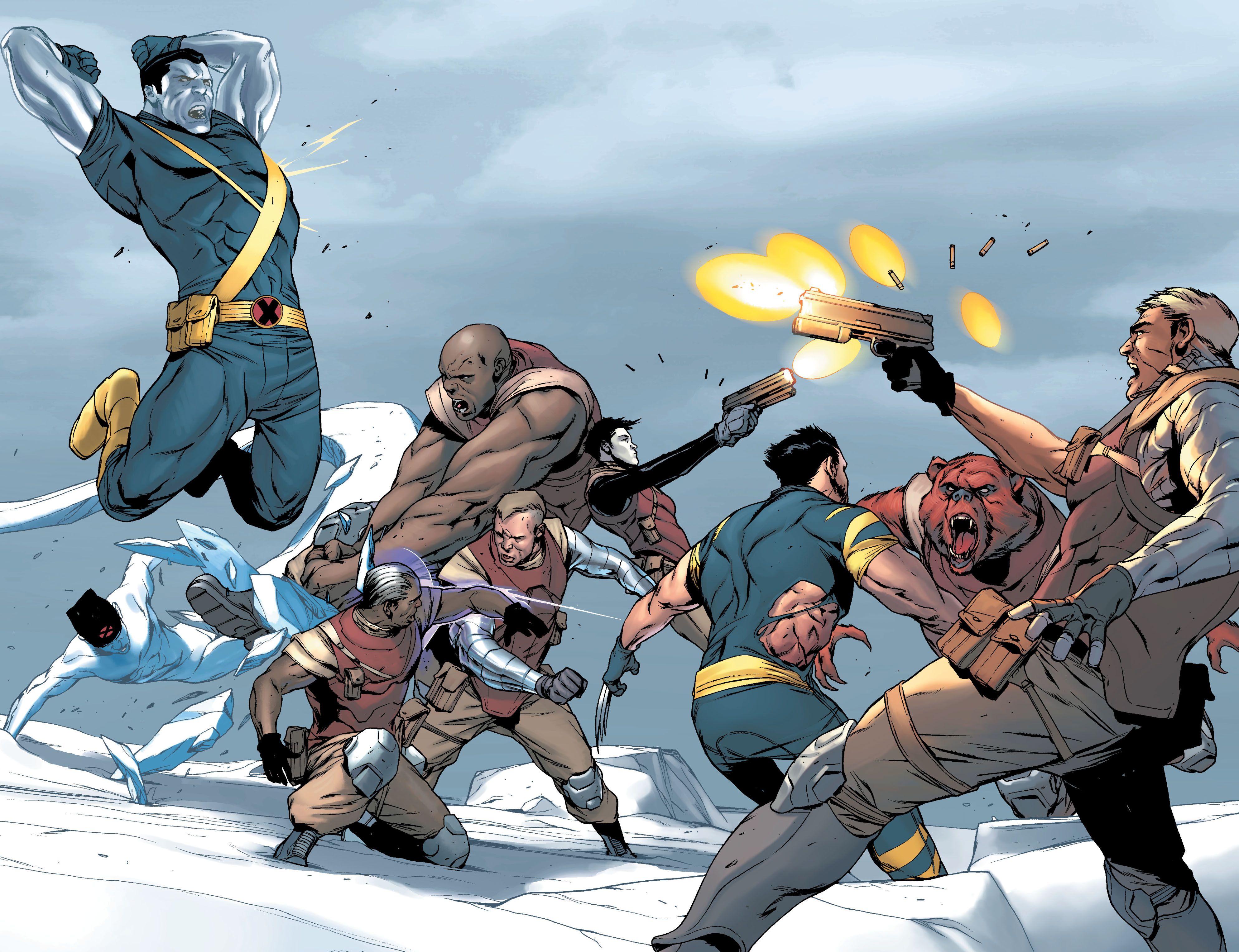 Read online Ultimate X-Men comic -  Issue #78 - 3