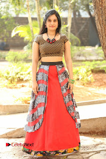 Telugu Actress Priyanka Pallavi Stills at Nenostha Release Press Meet  0220.JPG