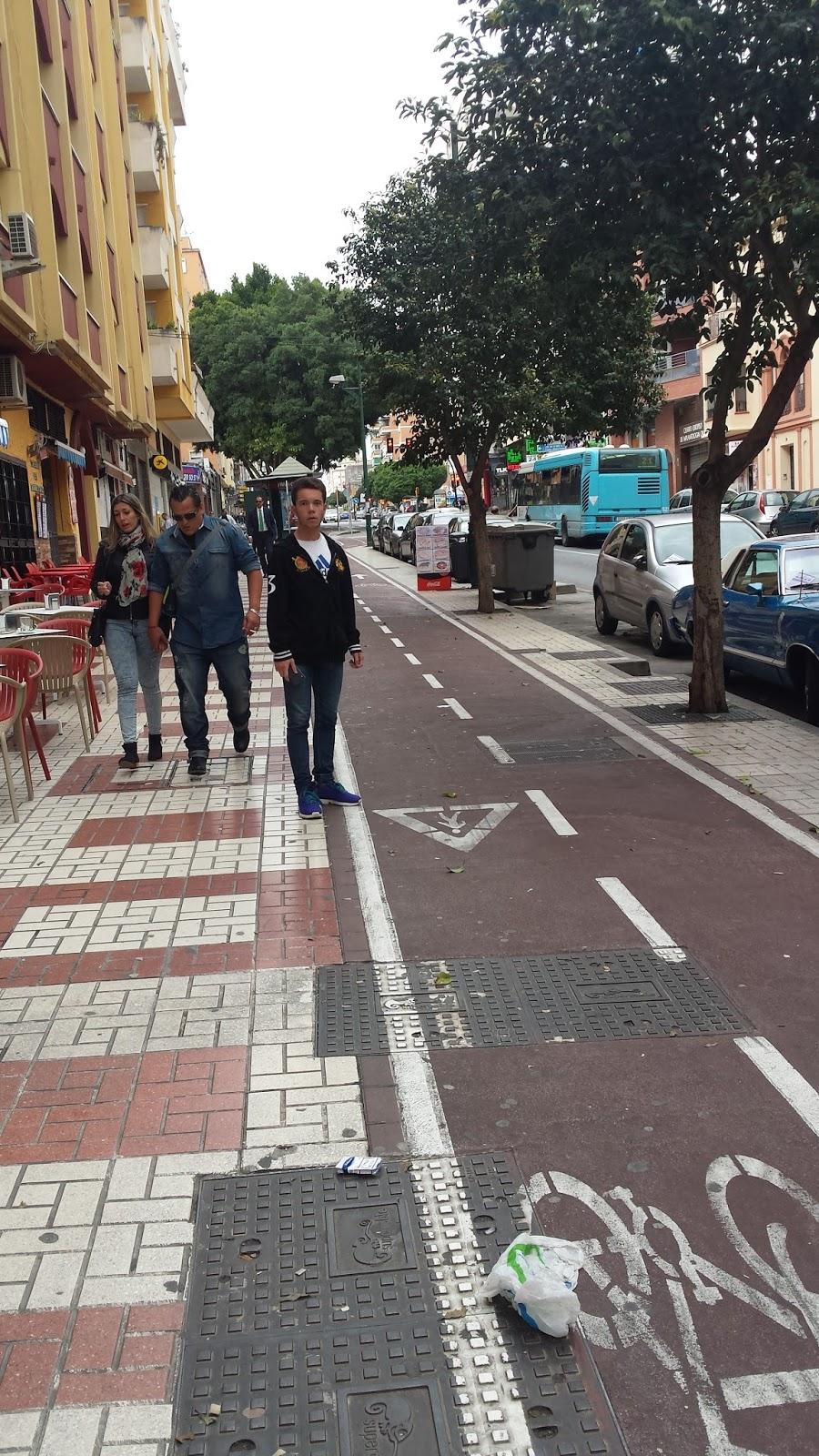 Educación Física 1ºa Bachillerato Mejoras Para El Carril Bici