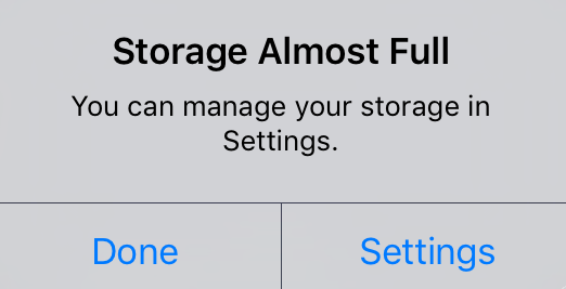 We all have faced this stage of not having enough memory on our iOS devices. Mainly 16GB devices run through this problem. All the devices uses some extra GB's for its system so we do not get the whole 16 GB & left with only 11-13 GB storage. Our device gets full in no time after installing some games & apps, loading music and shooting some