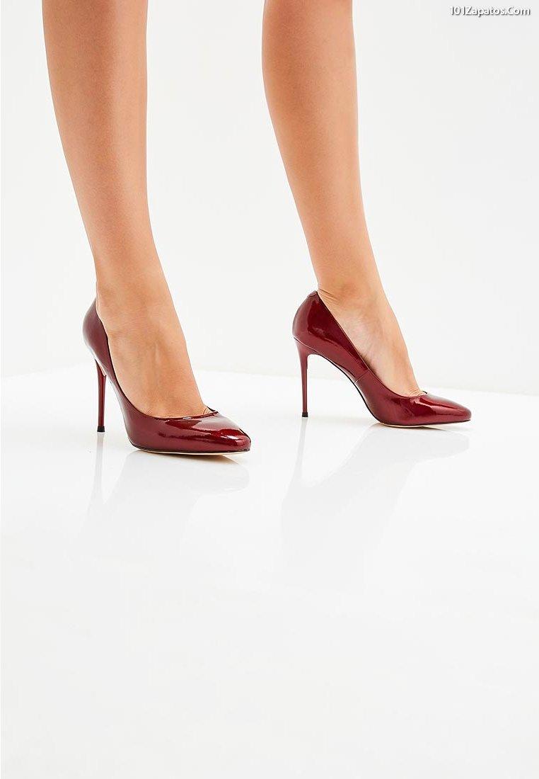 86 ideas de zapatos rojos para mujeres modernas ideas con fotos y videos zapatos botas - Charol zapateria ...