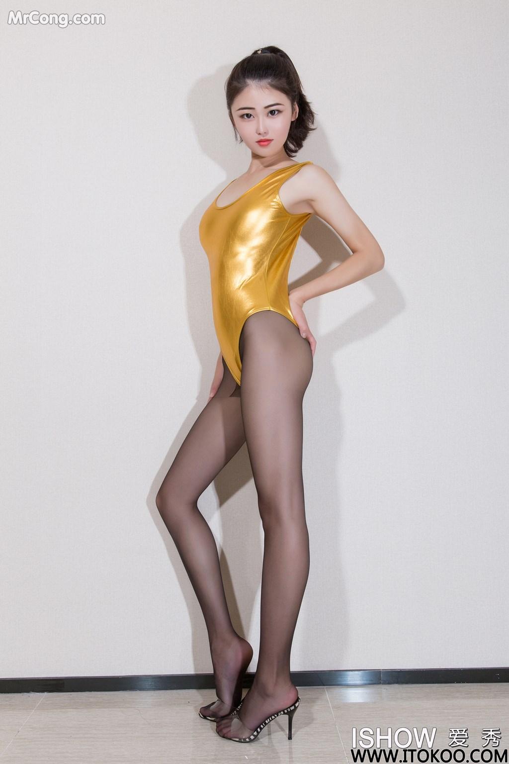 Image ISHOW-No.169-Liu-Yue-Fei-Phoebe-MrCong.com-001 in post ISHOW No.169: Người mẫu Liu Yue Fei (刘玥菲Phoebe) (31 ảnh)