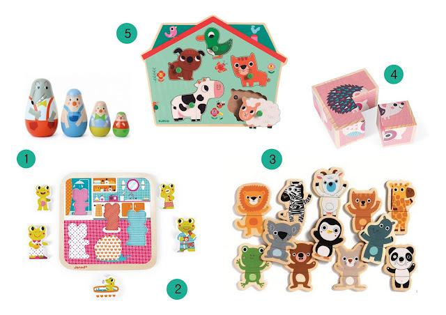 sortery, zabawki na 1 urodziny dziecka