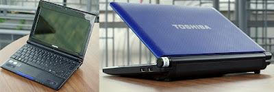Jual Netbook Bekas Toshiba NB525