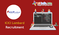 ICICI Lombard Recruitment