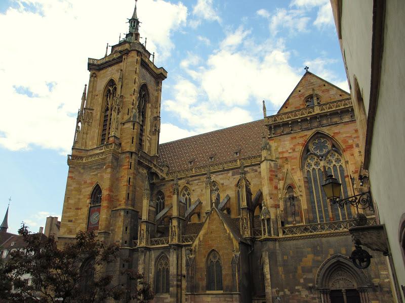 Cannundrums St Martin S Church Colmar