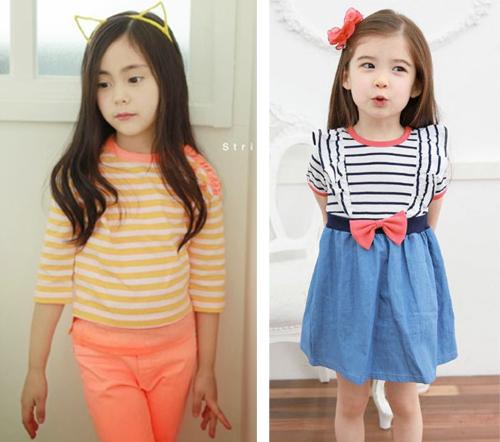 model baju korea anak perempuan