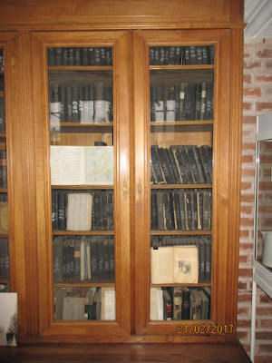 Meuble bibliothèque (collection musée)