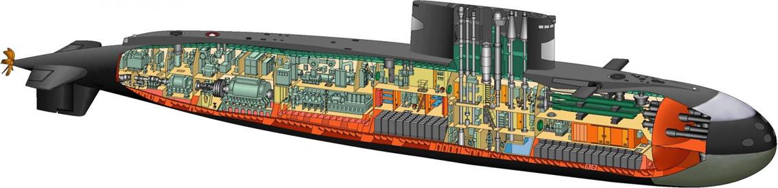 дизель-електричний ПЧ (ДЕПЧ) проекту 636.3 «Варшавянка»