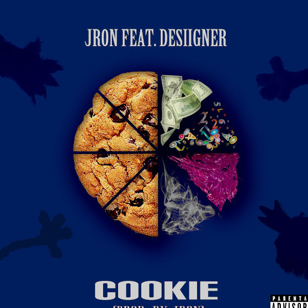 J-Ron - Cookie (feat. Desiigner) - Single Cover