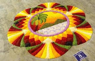Pookalam Image-Pookalam Design 9 [ Onam Pookalam Images And Design For Onam Athapookalam Images ]