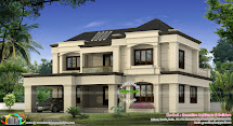 Modern Colonial Style House Plans