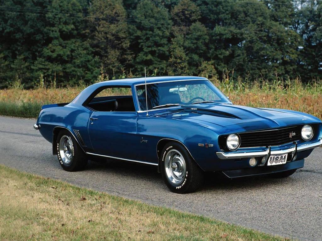 Classic car wallpapers ~ Popular Automotive