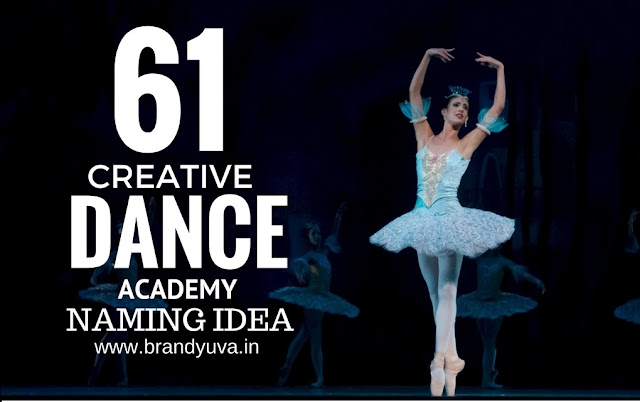 dance academy school names idea