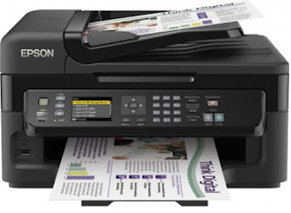 Epson WorkForce WF-2540WF Drivers Download