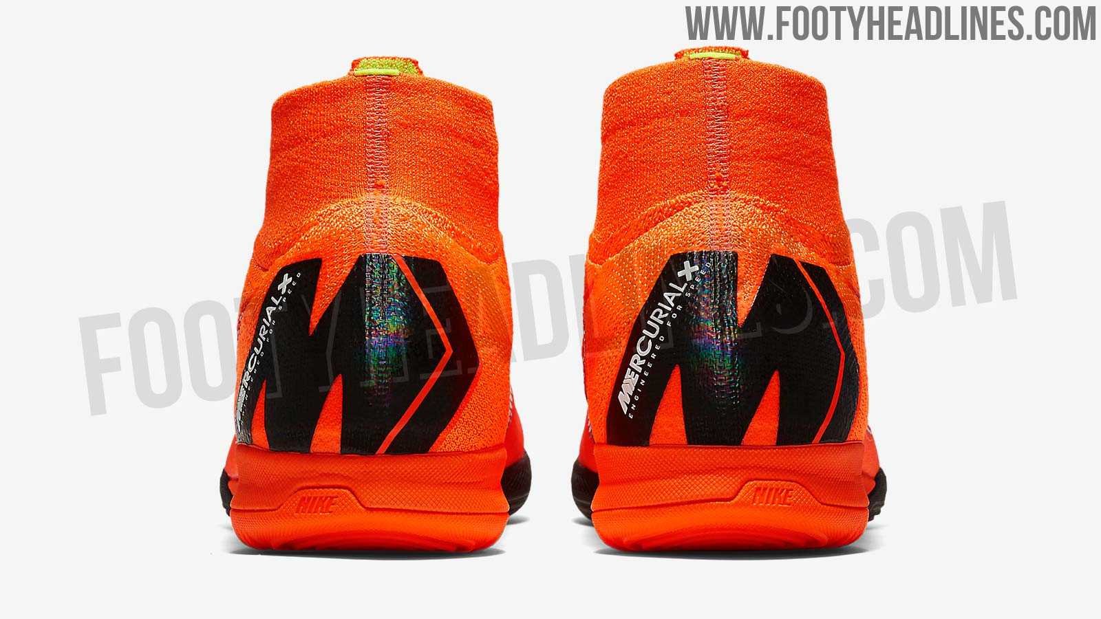 Nike Mercurial Superfly Indoor Soccer Shoes