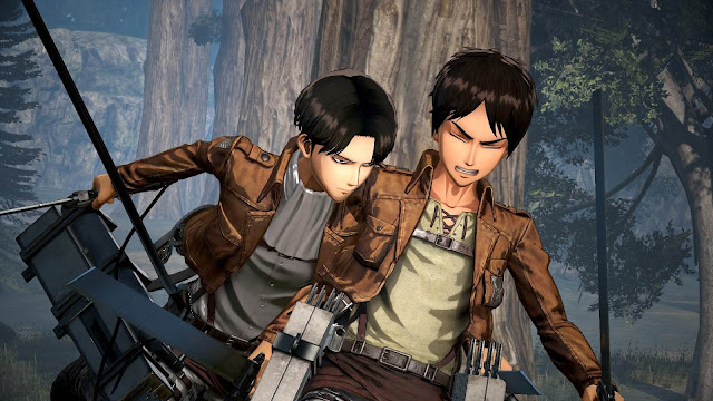 Attack on Titan 2 Final Battle PC Full imagenes