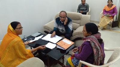 State Mahila Ayog Meeting Organized Uttar Pradesh