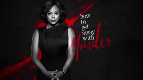 poster of how to get away with murder tv show