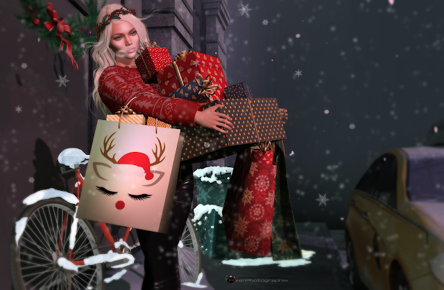 № 2071 LAST MINUTE SHOPPING