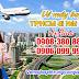 Vé máy bay TPHCM đi Hải Nam