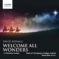David Bednall: Welcome all Wonders - Signum Records